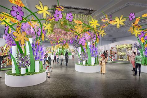 philly flower show    expect curbed philly