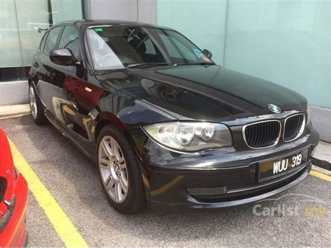 Bmw 1 Series Hatchback Price Malaysia by Bmw 118i 2010 2 0 In Kuala Lumpur Automatic Hatchback