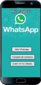 mirador whatsapp descargar mirador whatsapp 191 con qui 233 n habla por whatsapp