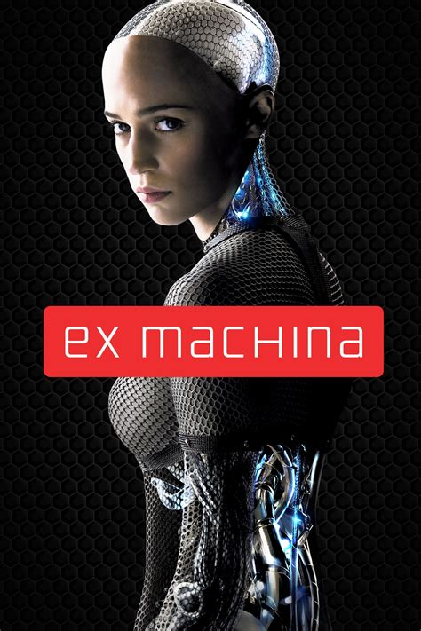 ex machina ex machina 2015 posters the movie database tmdb