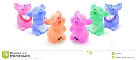 pig rubber st rubber pigs