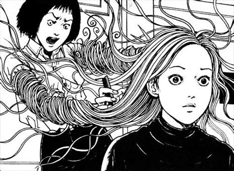 junji ito uzumaki pin by david krofta on line work