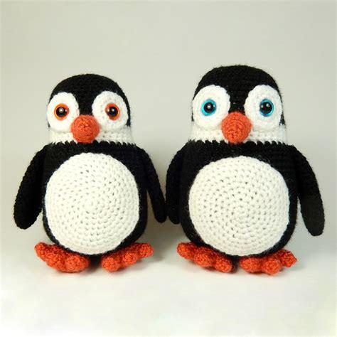 amigurumi penguin pendleton and penelope penguin amigurumi pattern