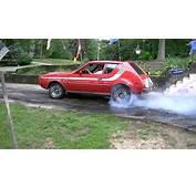 High 11 Sec V8 Gremlin Burnout  YouTube