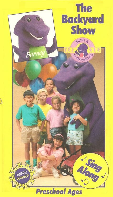 barney backyard show video 1000 images about barney the backyard gang on pinterest