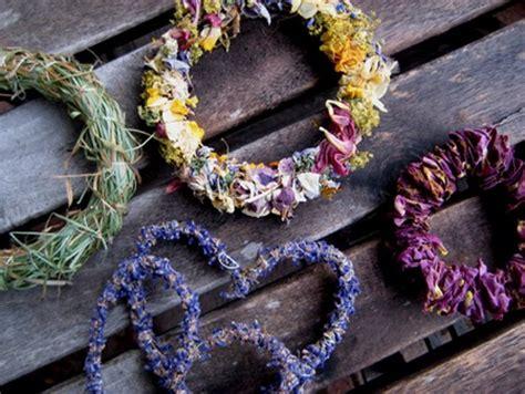 seccare fiori come essiccare i fiori decorare il soggiorno in economia