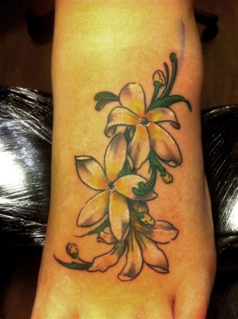 tattoo font design jasmine flower flower drawing at getdrawings free
