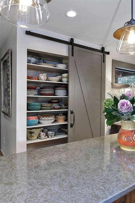 small pantry ideas   organized space savvy kitchen
