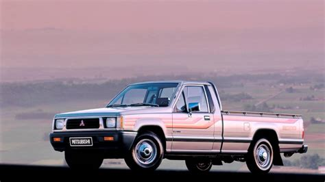 mitsubishi l200 single cab mitsubishi l200 single cab 1986 96 youtube