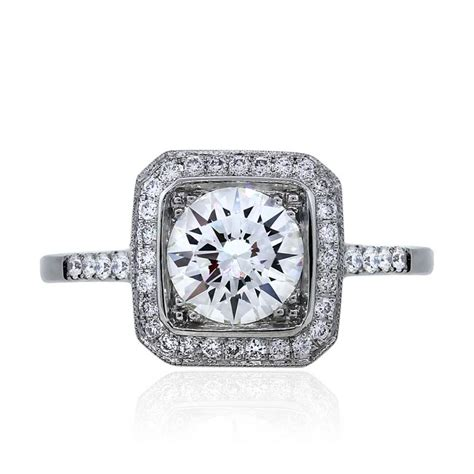 history of engagment rings sell diamonds in boca