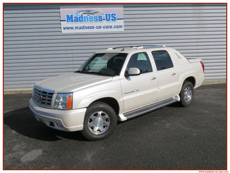 airbag deployment 2006 cadillac escalade ext regenerative braking service manual airbag deployment 2003 cadillac escalade ext engine control sell used 2003