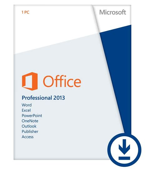 Microsoft Office Professional office suites office for windows office 2013