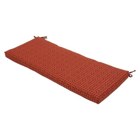 threshold patio cushions threshold outdoor bench cushion target