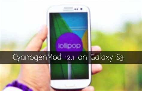 tutorial android lollipop 5 1 tutorial como ter o android lollipop 5 1 no galaxy s3