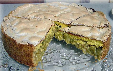 kuchen mit eierlikör rhabarber kokos baiser kuchen rezepte chefkoch de