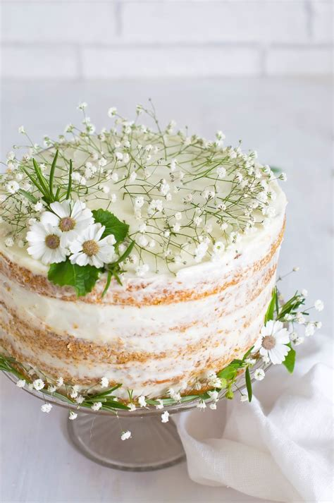 Hochzeitstorte Cheesecake by Tarta De Zanahoria Cake