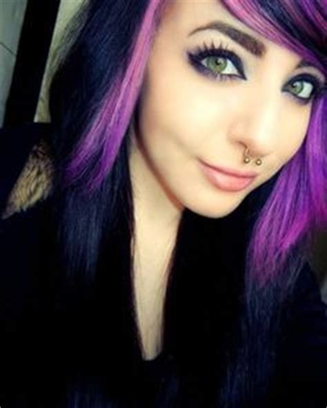 splat hair dye for black people purple hair on pinterest lavender splat hair colors and
