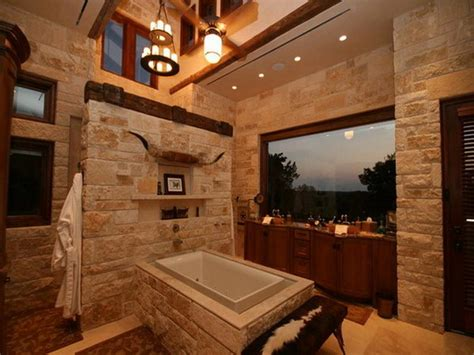 bloombety rustic bathrooms designs ideas rustic