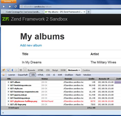 zend framework 2 layout tutorial php issue with zend framework 2 unittesting tutorial