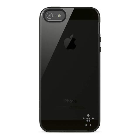iphone 5 b belkin grip sheer for iphone se 5 5s