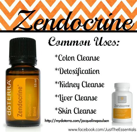 Doterra Detox Blend by 31 Best Images About Essential Zendocrine Blend On