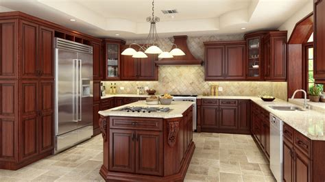 photos of cherry kitchen remodels kitchen cabinets rta prefab los angeles remodeling
