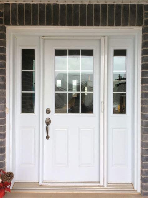 Door Glass Insert Transformation Tuesday Door Glass Inserts Zabitat