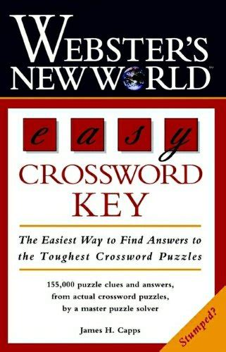 webster s new world crossword puzzle dictionary 2nd ed books webster photos and pictures tvguide