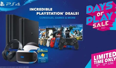 Play Of The Day 2 by Days Of Play In Europe Discounts Ps4 Pro Psvr Ps