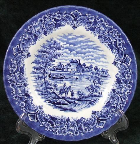 southern enterprises china royal art salad plate staffordshire england ebay