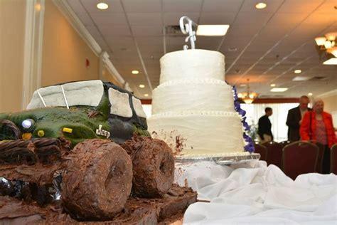 How to Make a Jeep Grooms Cake   JEEP   CJ   Wedding