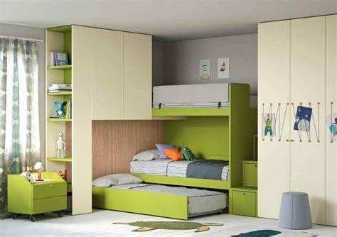 camerette tre letti cameretta tre letti home interior idee di design