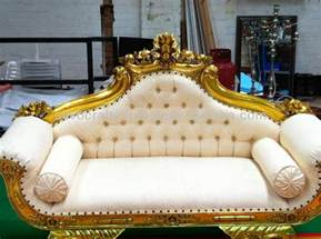 wedding stage sofa set chairs for groom from
