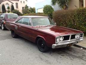 1966 Dodge Coronet For Sale 1966 Dodge Coronet 4 Speed 383 Offer San Francisco