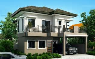 Tiny modern two storey house plans further simple landscaping ideas on