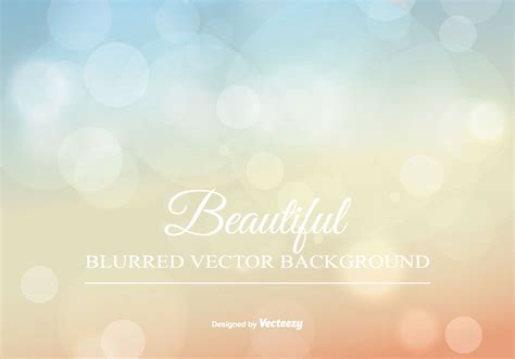 light beautiful vector free background created from many beauitiful blurred summer background free