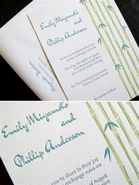 anemone wedding invitations wedding invitations anemone letterpress