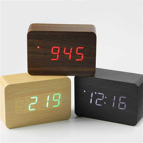 small digital popular small led clocks buy cheap small led clocks lots