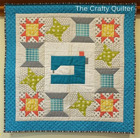 Sewing Quilts by Sewing Machine Advice Part 2 The Crafty Quilter