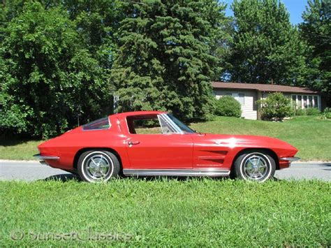 buy 1963 corvette chevrolet corvette stingray auctions buy and sell