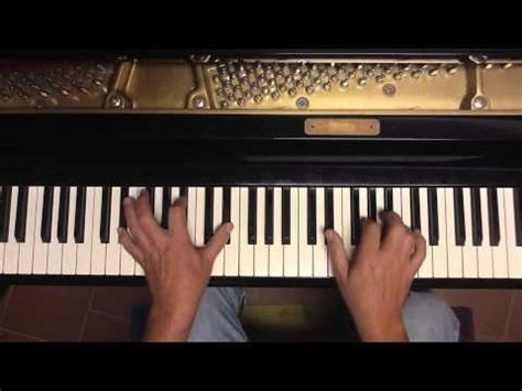 tutorial piano titanic tutorial piano y voz my heart will go on celine dion