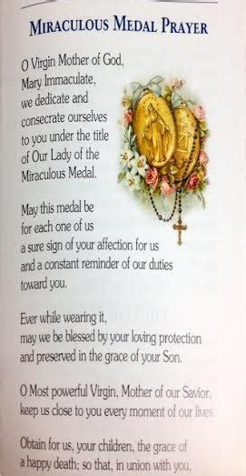 My Treasured Catholic Prayers