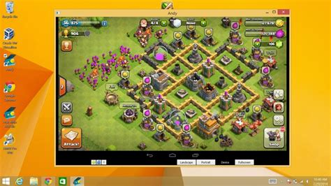 bluestacks app player or andy os andy os download