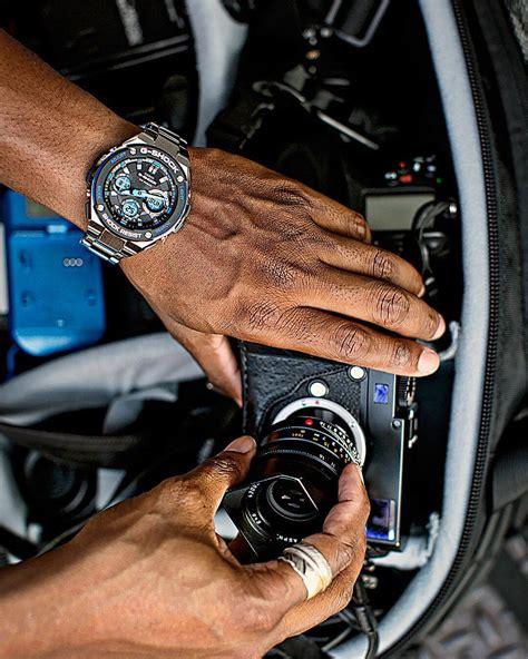 Jam Tangan Casio G Shock Original Gst S110d 2a Jam Tangan Pria jual jam tangan casio g shock gst s100d 1a2 tough solar