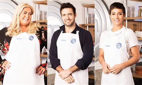 celebrity masterchef 2018 on tv masterchef 2018 line up spencer matthews frankie bridge