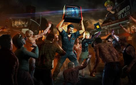 wallpaper game pc dead rising 3 pc game wallpapers hd wallpapers id 13562