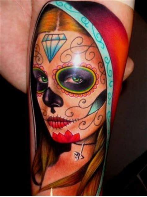 imagenes de tattoos geniales significado e im 225 genes de tatuajes de catrinas tatuajes