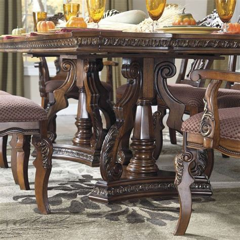 ledelle dining room set millennium furniture cart