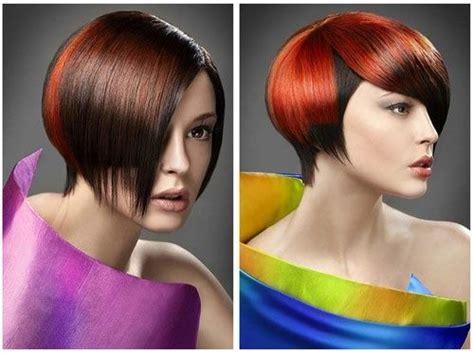 color blocking hair color blocking hair block color fabulous hair designs