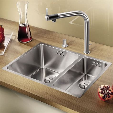 Kitchen Sink Pack Blanco Andano 340 180 If A La Carte Kitchen Sink And Tap Pack Ala7302